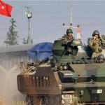 Turkey shells Syrian artillery units near border: Turkish military