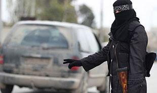 تشکیل گروهان زنان گازگیر داعش