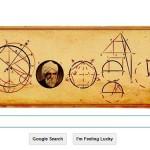 ابتکار گوگل در سالروز تولد ریاضیدان ایرانی +عکس