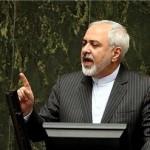 ظریف در جلسه علنی مجلس:نقض تحریمهای موشکی نقض توافق نخواهد بود