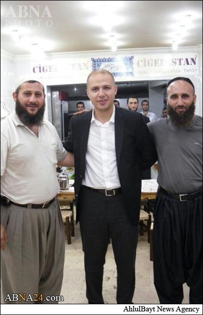 ارتباط پسر اردوغان با داعش