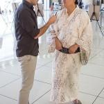پوشش جالب شیعه ژاپنی در تهران