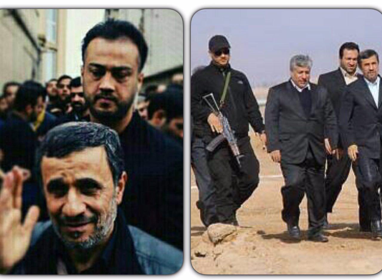 محافظ احمدی نژاد در سوریه به شهادت رسید+عکس