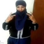اولین زن انتحاری تاریخ فرانسه +عکس