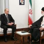 اقدام بیسابقه پوتین در دیدار با رهبر انقلاب