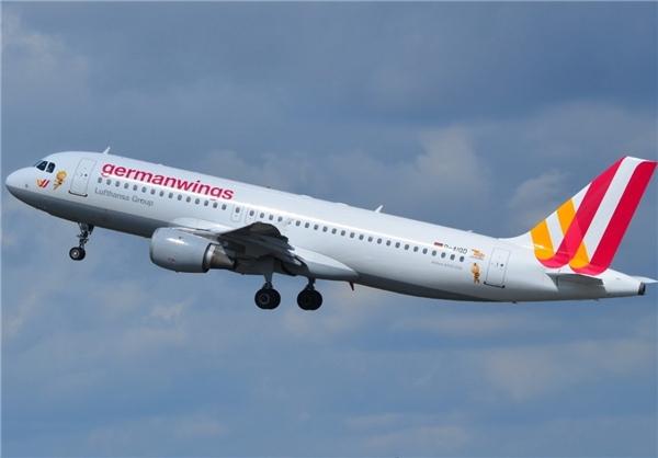 سقوط هواپیمایی با ۱۴۸ مسافر در فرانسه