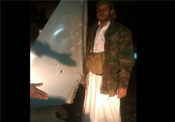 پدافند هوایی یمن یک جنگنده سعودی را ساقط و خلبان آن را دستگیر کرد