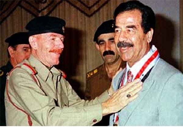 کشته شدن عزت الدوری معاون دیکتاتور معدوم عراق