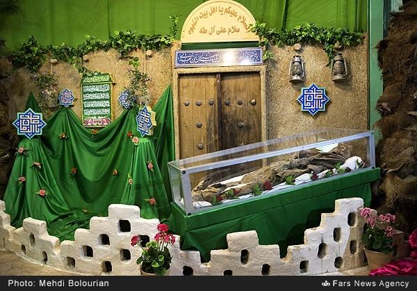 تشییع پیکر مطهر ۲۷۰ شهید تازه تفحص شده در تهران