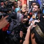 محسن حاجی حسنی کارگر نفر اول مسابقات بینالمللی قرآن مالزی