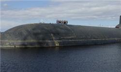 زیردریایی هستهای روسیه مجهز به ۲۰۰ کلاهک عازم سواحل سوریه شد