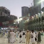 سقوط مرگبار جرثقیل در مسجد الحرام / عکس