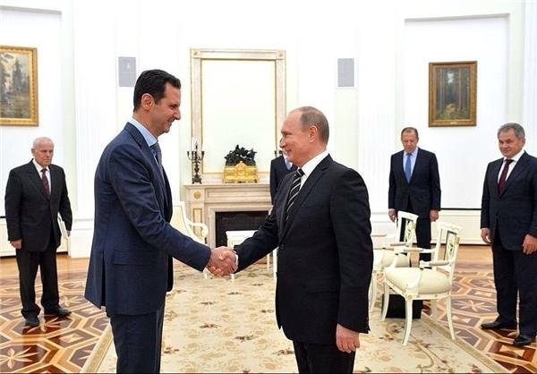 سفر اسد به روسیه ؛ در کرملین چه گذشت؟