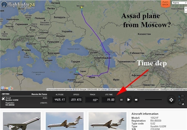 اسد چطور بدون شناسایی از سوی آمریکا به روسیه رفت