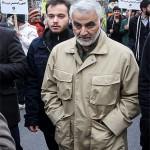 سردار قاسم سلیمانی در راهپیمایی صبح امروز ۲۲ بهمن حضور یافت+ عکس
