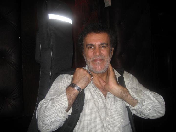 """""""حبیب"""" مرد تنهای شب درگذشت"""