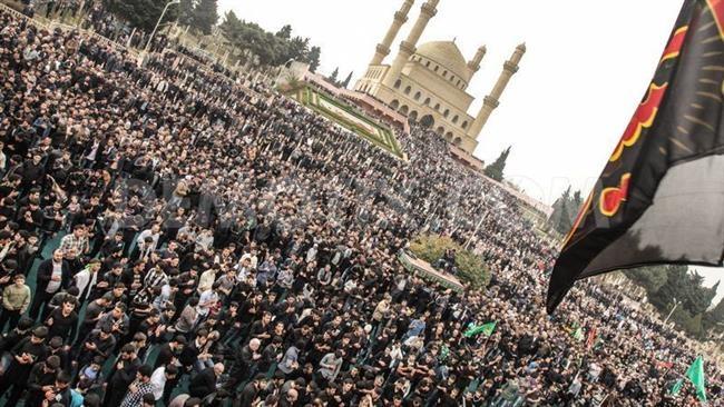 برای اولین بار تجمع عاشورایی در آذربایجان برگزار نشد/ دولت باکو چگونه شیعیان را حذف میکند