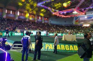 ایران با پیروزی 5 بر 3 مقابل آمریکا قهرمان جام جهانی کشتی آزاد 2017شد