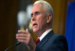 ادعای پنس: ترامپ اجازه دستیابی ایران به سلاح هستهای را نمیدهد