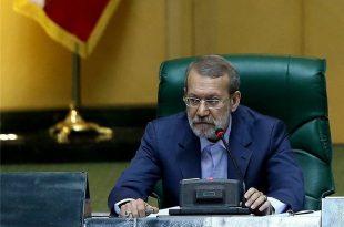 لاریجانی در نطق پیش از دستور: چرا در جامعه به خلاف میگویید مجلس حقوقهای نجومی را قانونی کرد؟/ سقف حقوق مقامات 10 الی 14 میلیون تومان است