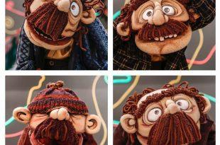 رونمایی جوان از چهار عروسک جدید خندوانه/ حجازی: شاید بازیگری را تجربه کنم + فیلم