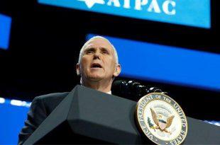 لفاظی معاون ترامپ در کنفرانس آیپک: دولت جدید آمریکا اقدامات ایران را تحمل نخواهد کرد
