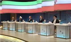 دومین مناظره تلویزیونی نامزدهای انتخابات