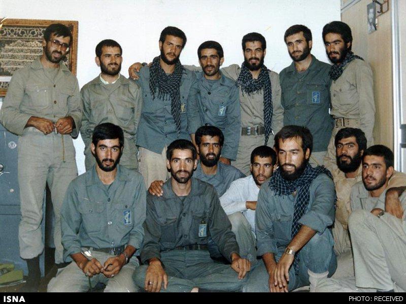 ۱۰ سردار شهید در یک قاب/عکس