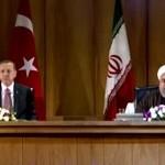 جزئیات دیدار اردوغان و روحانی / رایزنی درباره یمن