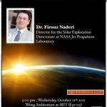زندگینامه دکتر فیروز نادری ؛ از مدیران ارشد ناسا