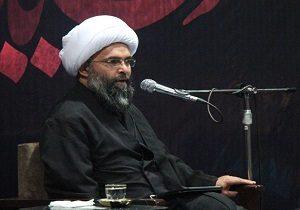 حجت الاسلام و المسلمین ابراهیم بهاری