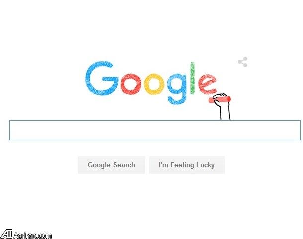 لوگوي جديد گوگل