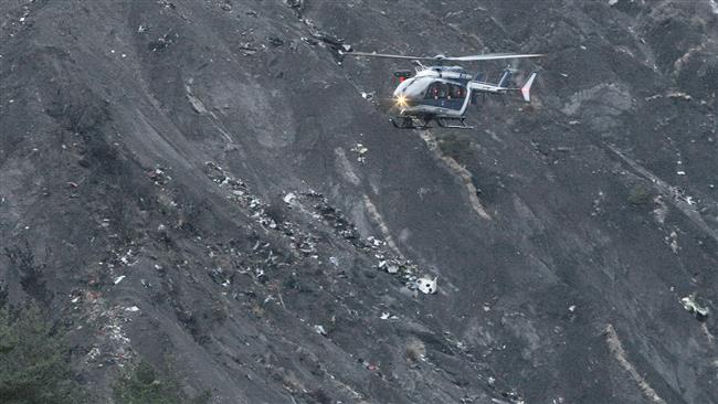 Iran offers condolences over German jet crash in French Alps