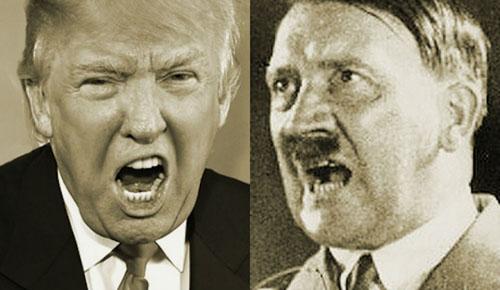 طرفداران ترامپ و هیتلر؛ شباهت ها و تفاوت ها
