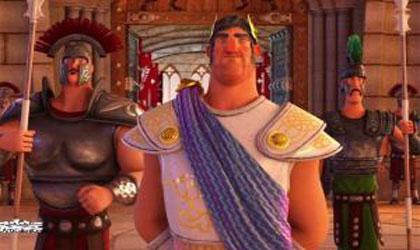 انیمیشن سینمایی«شاهزاده روم» خوب شروع کرد