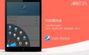 دانلود Lazy Swipe v1.65 برنامه اسلایدر شیک و زیبای اندروید