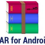 دانلود RAR for Android 5.20.Build 31 – برنامه وینرار اندروید !
