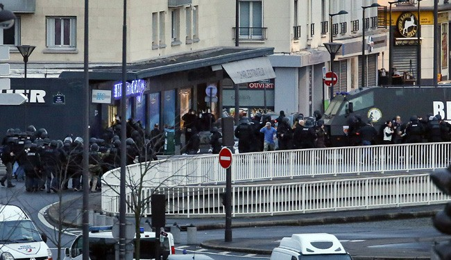 Police Kills Charlie Hebdo Suspects in 2 Separate Raid