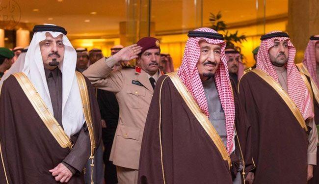 تعیین سلمان بن عبد العزیز ملکا للسعودیه