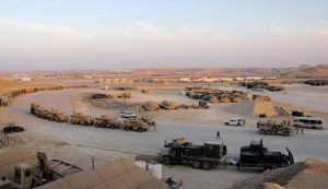 Army Repels ISIS Suicide Attacks at US Base in Anbar
