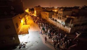 نحو 150 تظاهره فی البحرین إحیاء لذکرى الثوره، والنظام یقمعها