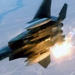 دو جنگنده سعودی بر فراز صنعا سرنگون شد