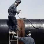 China signed a deal with Pakistan to construct a pipeline to take Iran's gas