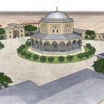قبر جد عثمانیها، تنها اثری که ساخته میشود !