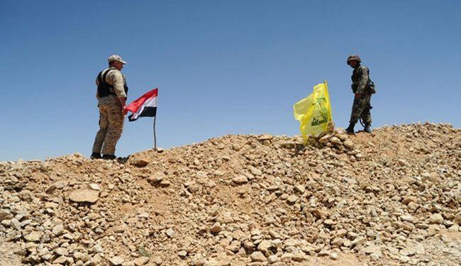 سيطرة الجيش السوري والمقاومة على مرتفعات استراتيجية في القلمون