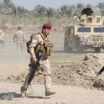 العملیات المشترکه تؤمن ذراع دجله وتقطع إمدادات داعش