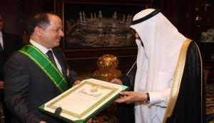 Wikileaks: Saudi King's Relation with Barezani against Maliki