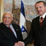 محادثات سریه بین ترکیا والکیان الاسرائیلی لاستعاده التحالف