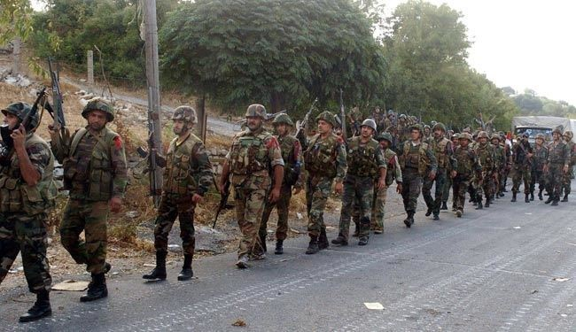Hezbollah Kills 9 Terrorists in Counterattack in Qalamoun