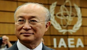 Amano Due in Iran Thursday for Nuclear Talks